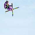 Ski X by Theresa Tahara