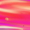 Skies 2 by Lenore Senior