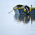 Skiff At Lost Creek by Cynthia Lagoudakis