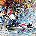 Skiing 04 by Miki De Goodaboom