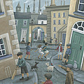 Skipping By The Green Door by Peter Adderley