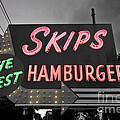 Skips Hamburgers II by K Hines