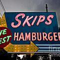 Skips Hamburgers by K Hines
