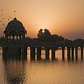 Skn 1368 Sunrise Flight by Sunil Kapadia