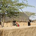 Skn 1401 Rural Background by Sunil Kapadia