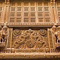 Skn 1657 Wall Architecture by Sunil Kapadia