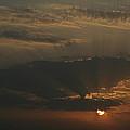 Skc 0320 Rising Rays by Sunil Kapadia