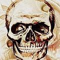 Skull by Anastasiya Malakhova