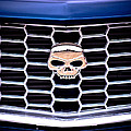 Skull Grill by Phil 'motography' Clark