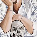 Skull by Marcella Lassen