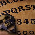 Skull Planchette by Garry Gay