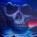 Skull Point by Garry Walton