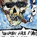 Skull Quoting Oscar Wilde.6 by Fabrizio Cassetta