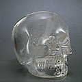 Skull Rock Crystal by European