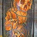 Skulls by Crystal Loppie