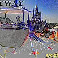 Skway Magic Kingdom by David Lee Thompson