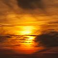Sky Abstract by Svetlana Sewell