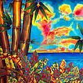 Sky Fire by Daniel Jean-Baptiste