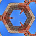Sky Fortress Progression 10 by Dominic Piperata