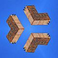 Sky Fortress Progression 2 by Dominic Piperata
