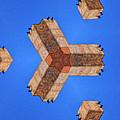 Sky Fortress Progression 3 by Dominic Piperata