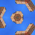 Sky Fortress Progression 6 by Dominic Piperata