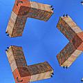 Sky Fortress Progression 7 by Dominic Piperata