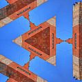 Sky Fortress Progression 9 by Dominic Piperata