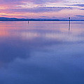 Sky In The Water by Holger Spiering
