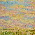 Sky Light by Allan P Friedlander