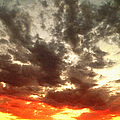 Sky Moods - Stoking The Coals by Glenn McCarthy