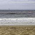 Sky Sea Surf And Sands by Jiayin Ma