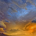 Sky Painting Photo 3621 by Brian King