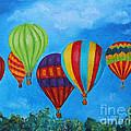 Sky Skittles by Julie Brugh Riffey