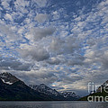 Sky Water Mountains by David Arment