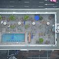 Skycity Pool by Ingrid Van Amsterdam