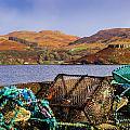 Skye Fishing Pots by Mark Llewellyn