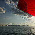 Skyline Sail by Polina Goncharova