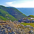 Skyline Trail And Road Through Cape Breton Highlands Np-ns by Ruth Hager