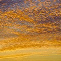 Skyscape - Rocky Gold by Robert Floyd