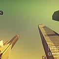 Skyscraper by Yew Kwang