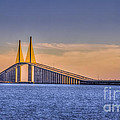Skyway Bridge by Marvin Spates