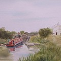 Slapton Lock by Martin Howard