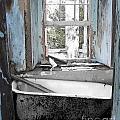 Slave House Exuma Bahamas by Cheryl Hurtak