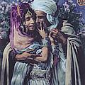 Slave To Love by Alphonse Etienne Dinet