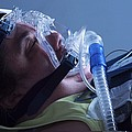 Sleep Apnoea Treatment by Science Photo Library