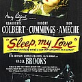 Sleep, My Love, Us Poster, Bottom by Everett