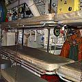 Sleeping Area Russian Submarine by Thomas Woolworth
