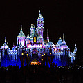 Sleeping Beauties Castle At Christmas by Tommy Anderson