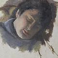 Sleeping Gabi by Sarah Eiger